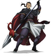 Daryun.characterdesign.anime