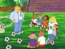 Muffy's Soccer Shocker 5