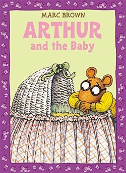 Arthur and the Baby cover