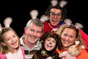 Arthur halloween show read family