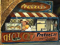 Crown City Pretzels