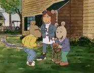 Arthur's Cousin Catastrophe 63