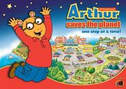 Arthur saves the planet box front