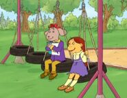 Fern and Muffy
