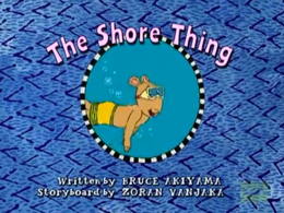 The Shore thing