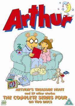 Arthur Complete Series Four