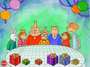 Arthur's Birthday Present Sorting Mini-Game