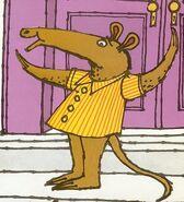 Arthur'snose - arthur read