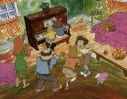 Arthur's Cousin Catastrophe 135