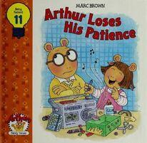 Arthur loses his patience