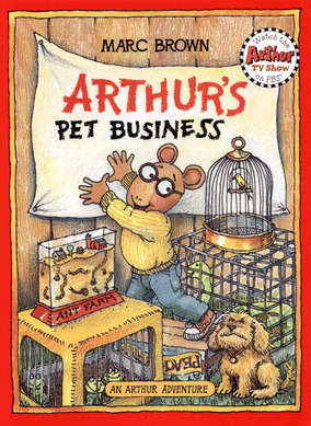 Arthur's Pet Business Book Cover