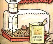 Arthur's Valentine - Arthur's gerbil