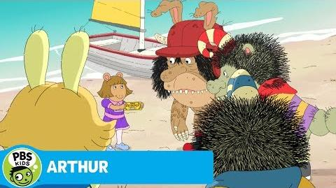 ARTHUR The Island of the Ukubonga PBS KIDS