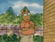 Arthur's Cousin Catastrophe 108