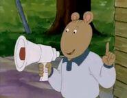 Arthur's Cousin Catastrophe 74