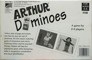 Arthur's dominoes rerelease back
