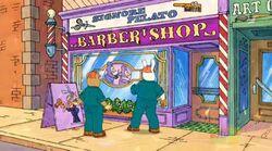 Signore Pelato Barber Shop