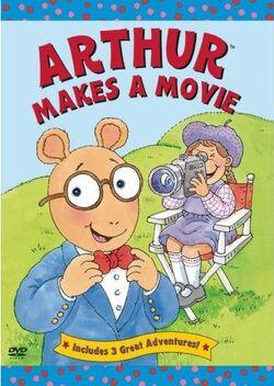 Arthur Makes a Movie DVD