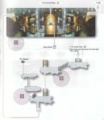 Kniehar Signal Station Map 1