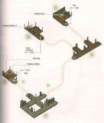 Bell Strike Hall Map 3