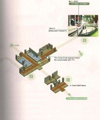 Grand Bell Palace Map 2