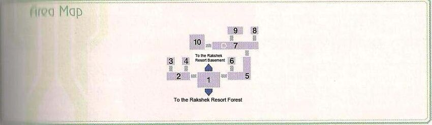 Rakshek Resort Area Map