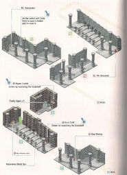 Temple of Elemia - Center Area Map 2