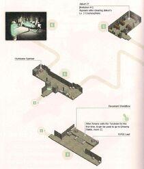 Kanakana Pier Map 2