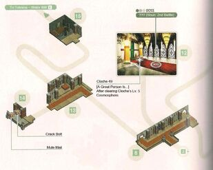Grand Bell Palace Map 3