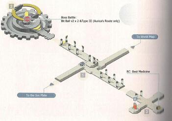 Musical Corridor Map 1