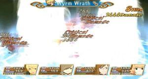 Wyrm Wrath (TotA)
