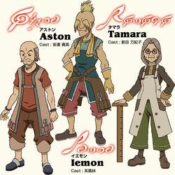 Anime Concept Class M