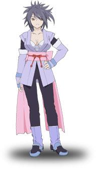 Sheena Fujibayashi (ToS PS2)