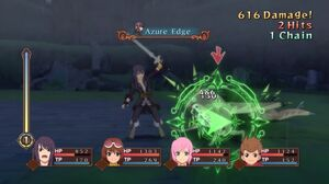 Fatal Strike (ToV)