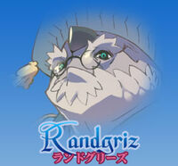 Randgriz Portrait
