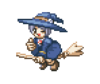 Caro Witch Sprite (TotW-ND3)