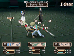 Sword Rain (ToI)