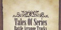 Tales Of Series Battle Arrange Tracks