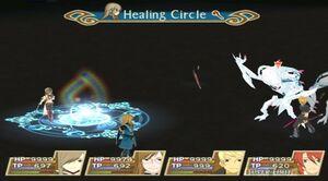 Healing Circle (TotA)