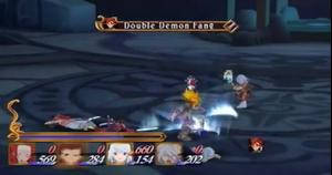 Double Demon Fang (ToS)