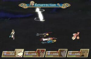 Resurrection (TotA)