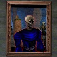 Portrait of Geraine IV Live