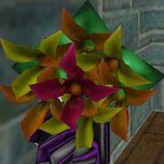 Elegant Flower Bouquet Live