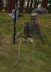Skeleton Wraith Live