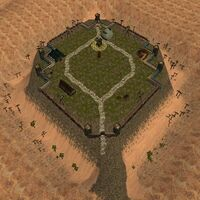 Candeth Keep Overview Live