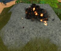 Ulgrim's Island Crater Live