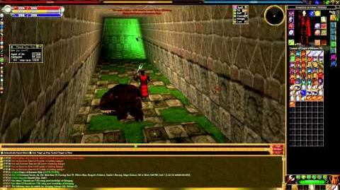 Asheron's Call - Ravenous Vault