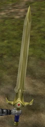 Replica Sword of Bellenesse Live