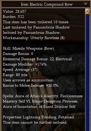 Weapon Tailoring Kit 2