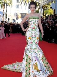 Fan Bing Bing White a p